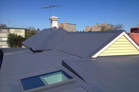 Colorbond Metal Perth Roofing