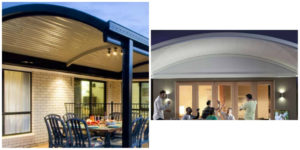 Curved Patios