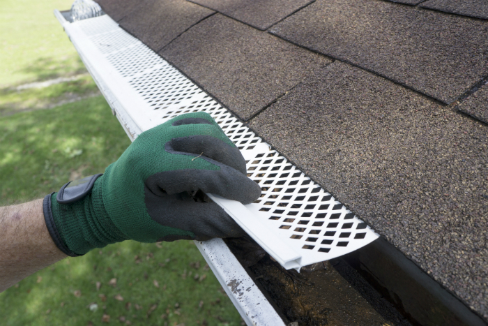 Gutter Guards Perth Roofing Amp Gutters